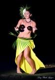 hula dancer, Lahaina, Maui,  Hawaii