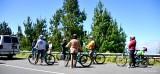 bikes down Haleakala Mountain, Maui, Hawaii