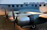 West Virginia Air Guard, C-121 Constellation