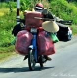 no more room Binh Dai Mekong Delta Vietnam