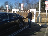 Our New Tesla Model S