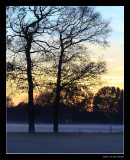 8001 Oudleusen sunset