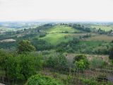 And another view from top of San Gimignano