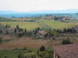 One more view from top of San Gimignano