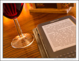 Kindle and Wine