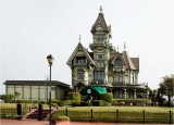 Carson Mansion /  Ingomar Club