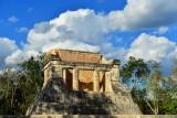 El Castillo,Chichen Itza,Mexico.