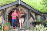 Hans, my friend visiting from Holland, and I enjoyed our trip to Hobbiton