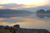Serene Sunrise at Marsh Creek