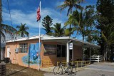 Goodland's Post Office & My Bike
