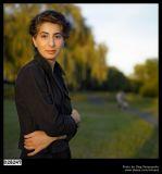 Portrait of Mariam Nazarian, pianist
