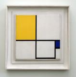 Composition by Piet Mondriaan