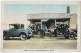 Post Office, Horseneck Beach, Mass.