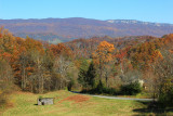 Appalachian Mountains of Tennessee