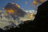Soir d'orage. Parc d'Amboro