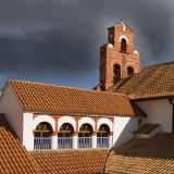Le couvent de Potosi