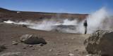 Les geysers du Sol de la Manana