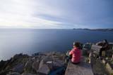 Rêverie sur les bords du lac Titicaca  et  Fin