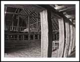 Old Salem Barn mono 2