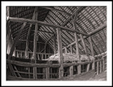 Old Salem Barn mono