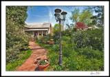 Entrance Garden, wide view