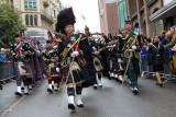 Samstag, Parade
