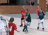 Løjt Fodbold  U-7/8D i Agoraen