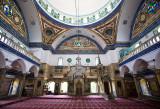 Mosque of Jezzar Pasha . .