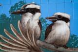 Bird mural 2