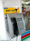 Payphone with a difference
