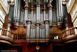 French church organ
