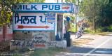 Milk pub