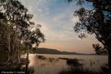 Sunset on Smith's Lake