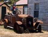 Christmas chariot