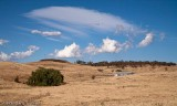 Paddock & sky