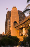 Sydney Harbour Bridge South West Pylon