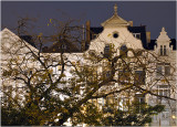 Rue de la Madeleine by night