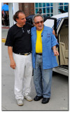 Andy Perillo and George Barris