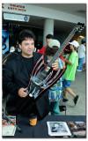 Bob Shade from http://www.hallmarkguitars.com/