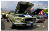 1968 Shelby Mustang GT500KR (Yes the real thing!)