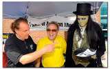 Andy Perillo, George Barris and the Crypt Keeper?