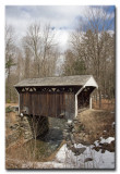Prentiss Covered Bridge - No. 19