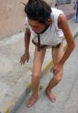 De cuatro a cinco anos en la calle con el esfinter afuera,,BARRANQUILLA