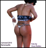 Barranquilla Carnaval 2010 By  Oscar Robles