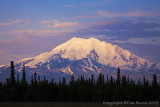 40d-8598 - Mt McKinley at 9:30pm
