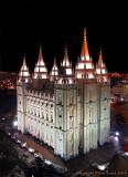 8692R - Salt Lake City Temple