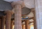 39481 - Columns at Park Guell