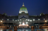 4966 - Back of the PA Capitol