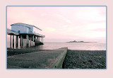 The Pier by Ray Guselli