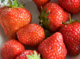 Kentish strawberries